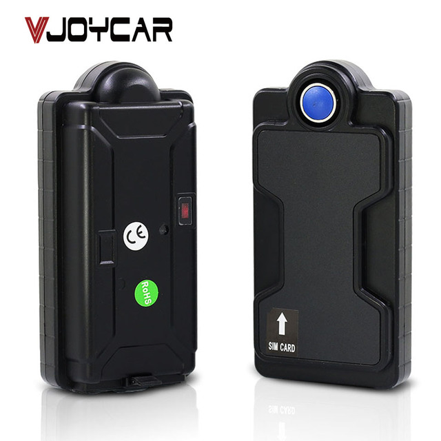 VJOYCAR TK05SE Rastreador Veicular Magnetic Localizador GPS Tracker 5000mAh Waterproof Drop Sensor  SOS FREE Tracking Software