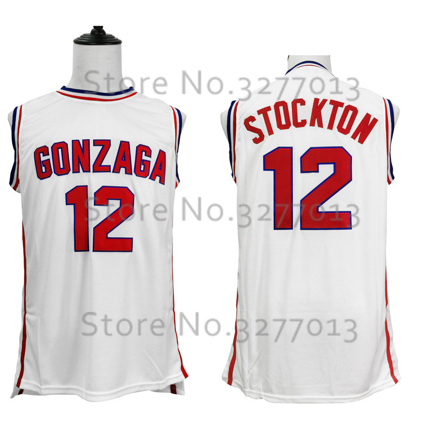 586919b859a3 Buy mens gonzaga basketball jersey and get free shipping on AliExpress.com