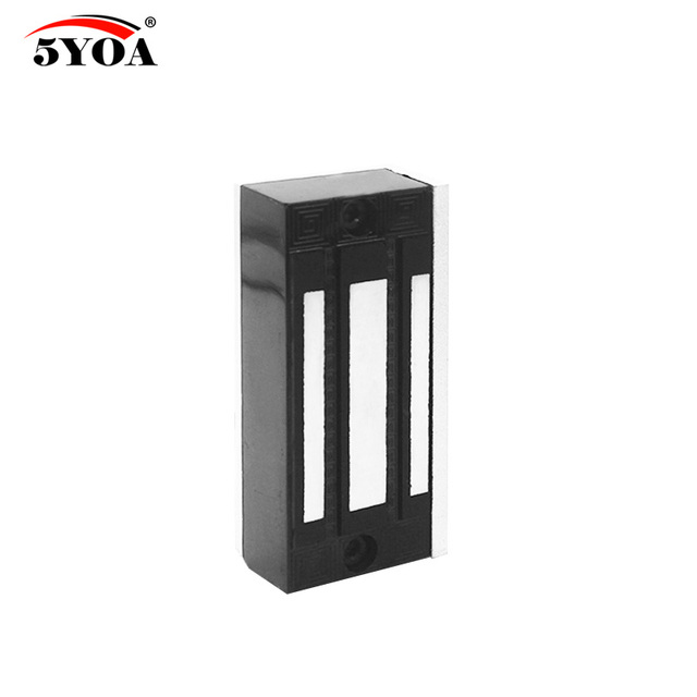 Magnetic Lock 12V Electronic Door Locks Electric Cabinet Electromagnetic Drawer 60kg 100lbs Mini M60 Access Control Security