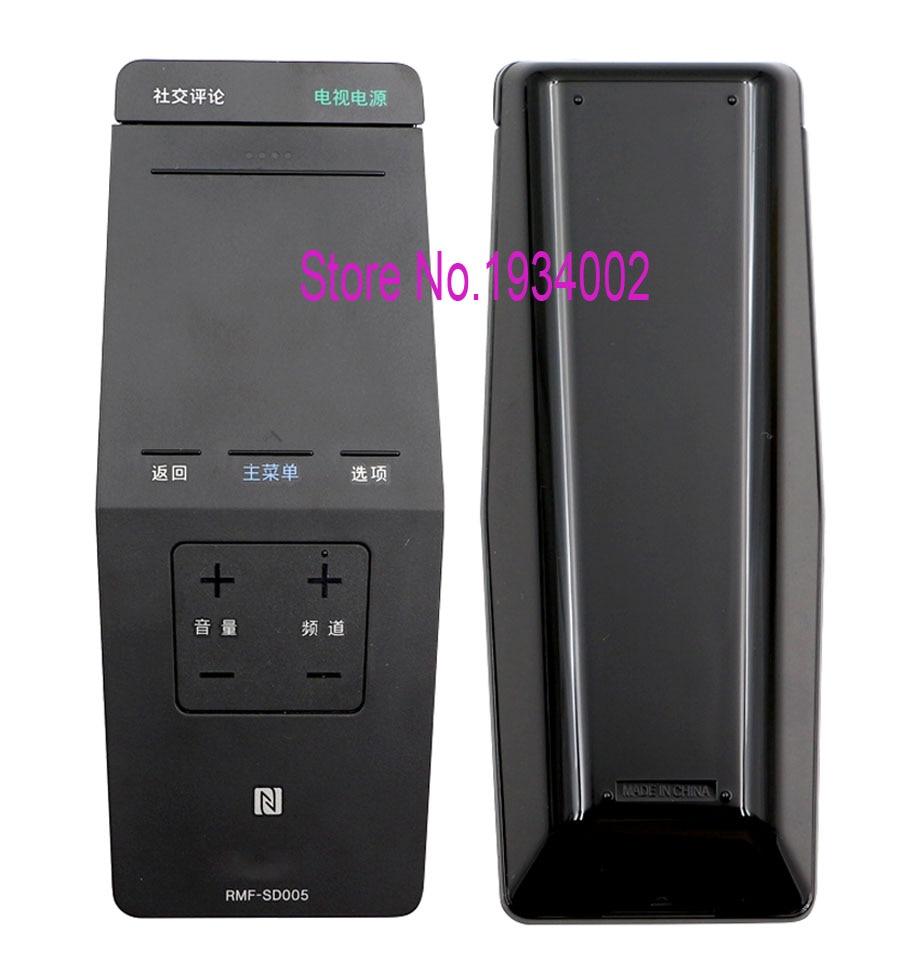 New Original Remote Control RMF-SD005 For SONY W950B W850B W800B 700B Touchpad remote Smart TV NFC Controller telecomando