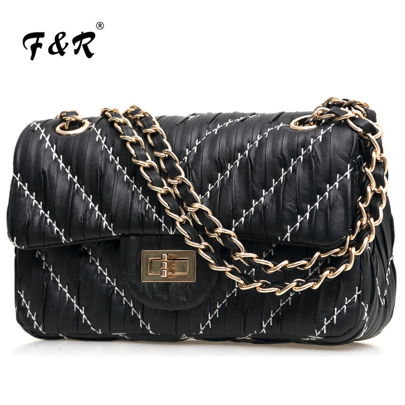 Designer Handbag High Quality Women Leather Handbag Famous Brands Ladies Clutch Crossbody Bag Small Chain Shoulder louis gg bag luxury brand women chain handbag patchwork leather handbag clutch purse famous designer crossbody bags sac a main louis gg bag