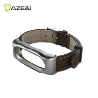 Top PU Wristband For Xiaomi Mi Band 2 Suitable Xiaomi Smart Bracelet 5 Colors To Choise