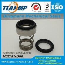 Размер вала: 28/32/33/38/45/48/55 мм BURGMANN-1.4401/1,4571 механическое уплотнение для высокая температура горячего масла насосы TLANMP M32 серии