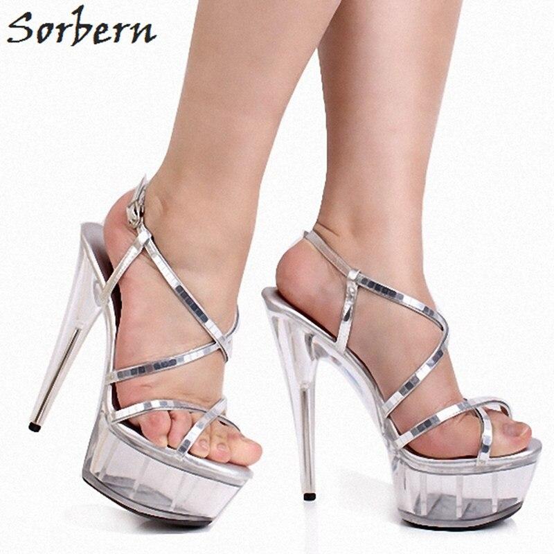 cf22e04ed15 ... Ladies High Heel Shoes Open Toe Summer Sandals For Women Spike Heel.  sku: 32849692546
