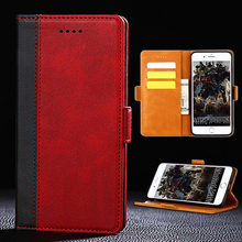 Pu Leather Case For Meizu Note 9 card holder cover case for pu leather phone Note9 wallet flip