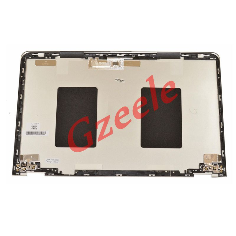 GZEELE New FOR Hp ENVY X360 M6 AQ 15AQ M6 ar004dx M6 aq005dx 15 AQ 15T AQ 15.6 LCD Back Cover 856799 001 silver color top case