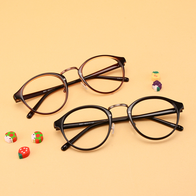 c61c5c1d08c Ultra-light Women tr90 eyeglasses frame myopia big box vintage glasses  myopia glasses frame Ultralight