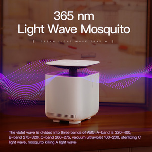Image 3 - YAGE lampe anti moustiques, piège à moustiques électrique, répulsif pour insectes