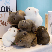 Cute Simulation Guinea Pig Plush Toys Stuffed Animal Small Doll Children Toy Home Decoration Gift