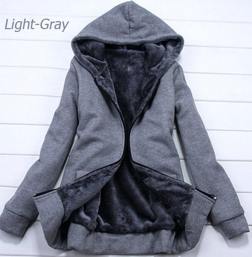 Aliexpress.com : Buy Korea Fashion Womens Long Sleeved Hoodie ...