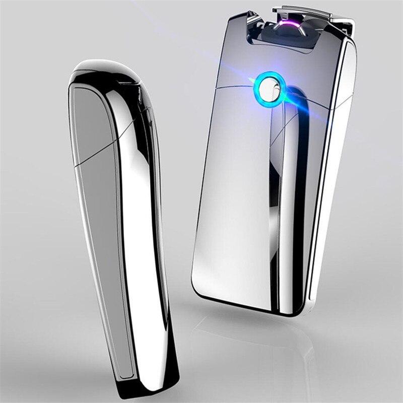 Primo Usb charge Arc Lighter USB wiatroodporny osobliwy elektroniczny papieros Zapalniczki Novelty Electric Smoke