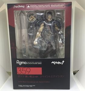 Image 5 - Berserk figma 359 espadachim preto figuras de ação brinquedos