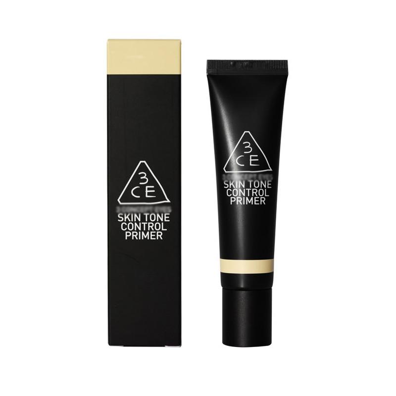[3CE] apprêt de contrôle de tonalité de peau Stylenanda crème de Base de couleur 30 ml