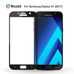 Image 4 - Protector de pantalla de cristal templado para Samsung Galaxy, Protector de pantalla de vidrio templado para Samsung Galaxy S6 S7 J2 J5 J7 Prime Note 4 Note 5 Galaxy A3 A5 A7 2016 2017