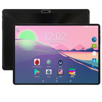 2019 Newest Google Play Store Android 8.0 OS 10 inch 4G FDD LTE tablet 6GB RAM 64GB ROM 1280*800 IPS Dual SIM Cards Kids Gift