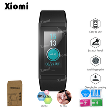 For Xiaomi Huami Amazfit Cor Midong Smart band Wristband Full Screen Protector Cover Soft TPU Clear Protective Film Guard-@ 2pcs anti scratch soft tpu clear protective film guard for fitbit charge 3 charge3 smart wristband full screen protector cover