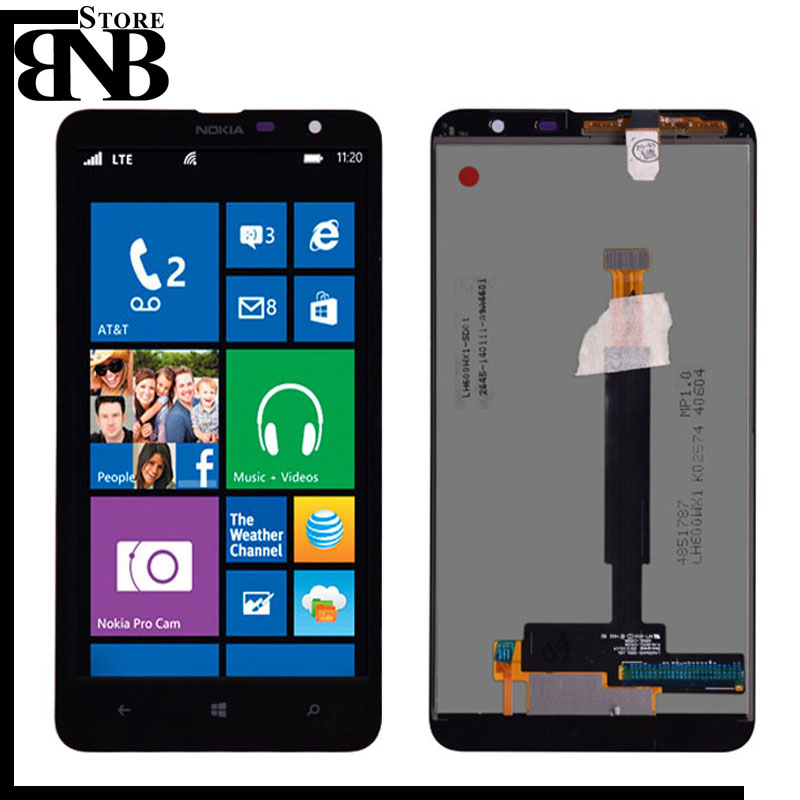 For Nokia Lumia 1320 LCD Display and Touch Screen Digitizer Assembly With Frame Free Shipping lumia 1320 lcd without frameFor Nokia Lumia 1320 LCD Display and Touch Screen Digitizer Assembly With Frame Free Shipping lumia 1320 lcd without frame