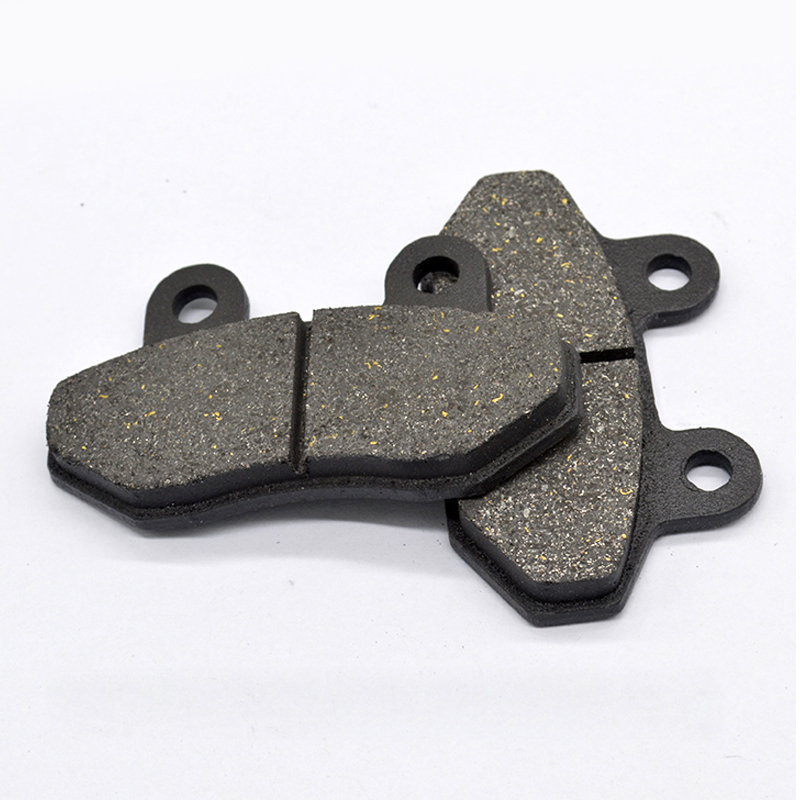 Disc Brake Pad for Motorcycle Electric Scooter Moped Trike