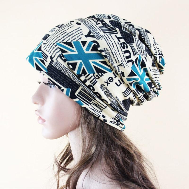 LOVINGSHA Новая Мода Унисекс Шапки Skullies - Аксессуары для одежды - Фотография 3