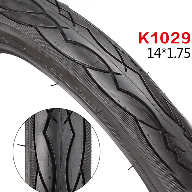 The new 412 folding bike tires 14 inch bicycle tire 14 * 1