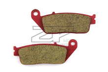 Motorcycle Parts Brake Pads For TRIUMPH Legend TT 900 1998-2001 Front & Rear OEM New Red Composite Ceramic Free shipping
