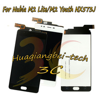 5 5 New For ZTE Nubia M2 Lite M2 Youth NX573J Full LCD DIsplay Touch Screen