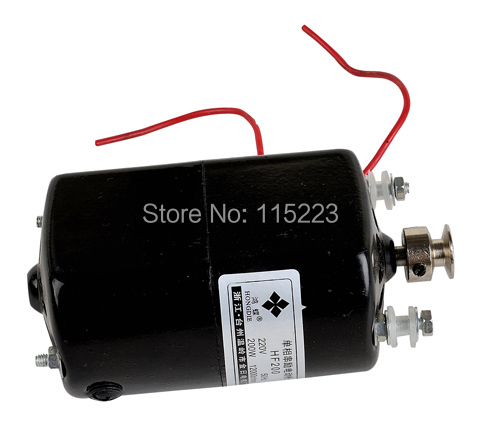 Electric motor parts for de fu key machine 368a 339c model for Electric motor parts suppliers