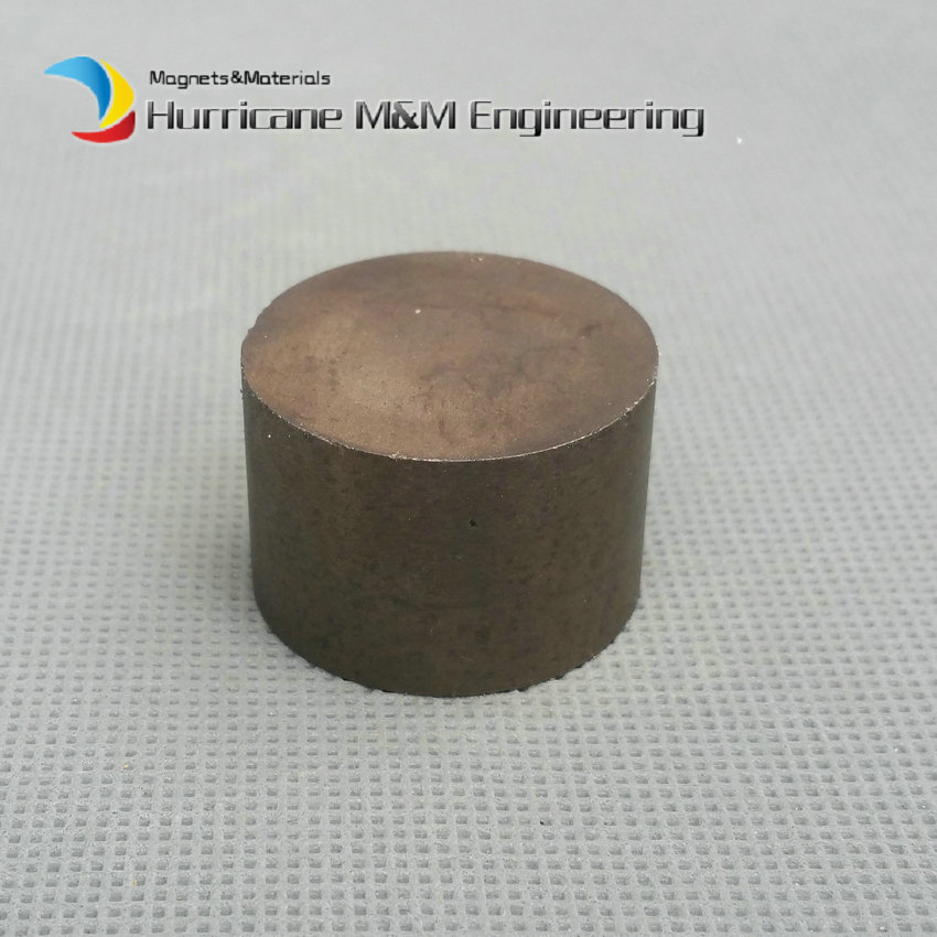 2 pieces SmCo Magnet Disc Diameter 30x20 mm Cylinder Grade YXG24H 350 Degree C High Temperature Permanent Rare Earth Magnets 41 1mm 350 cylinder