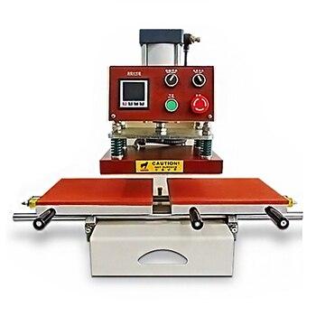 Sliding Heat Press Machine 23x30 Pneumatic Press Heat Transfer Machine Clothing Hot Stamping Machine 220V  HQS-3023
