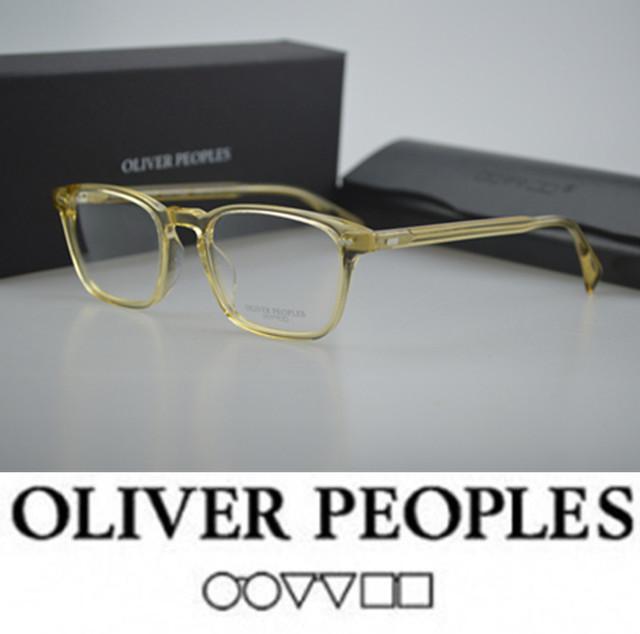 2017 nuevo oliver peoples miopía enmarcan hombres mujeres ov5324 tolland rectángulo placa de fotograma completo gafas de lectura gafas de marco