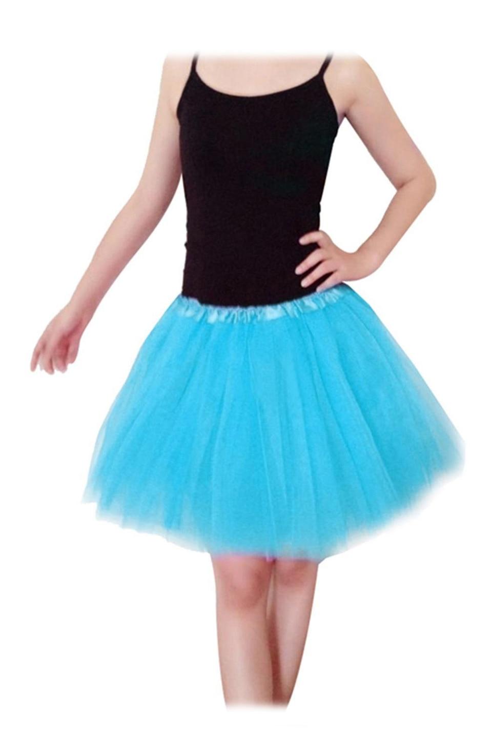 IMC Women/Adult Organza Dance wear Tutu Ballet Pettiskirt Princess ...