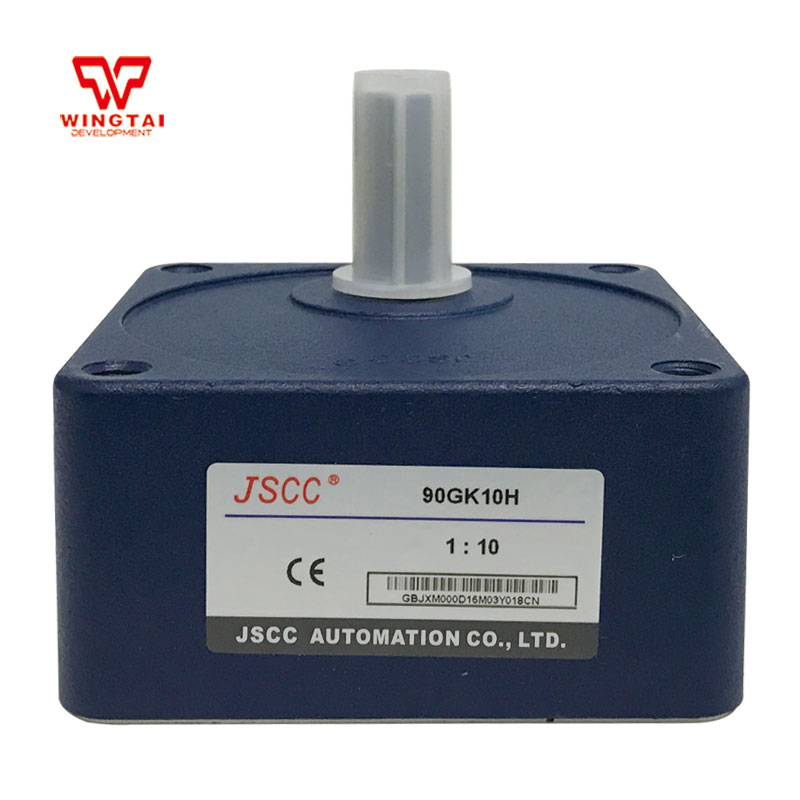 JSCC variable speed gearbox /small speed reducer gearbox 90GK10H gearbox