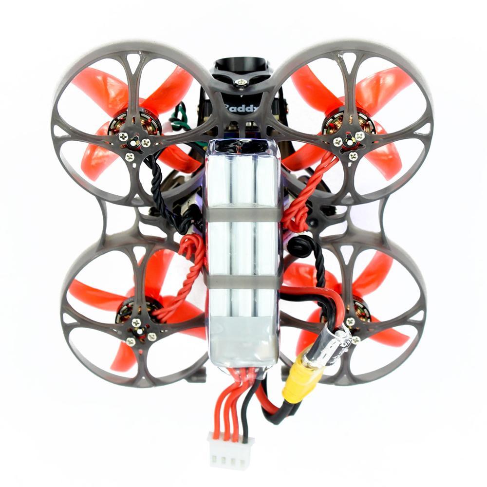 Happymodel Mobula7 HD 2-3S 75mm Wheelbase FPV Racing Drone PNP BNF w/Turtle V2+1080p 60fps DVR HD FPV Mini Drone