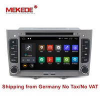 RK3188 1 6GHZ CPU 16G Nand Car Dvd Player For Peugeot 408 With Wifi Radio GPS