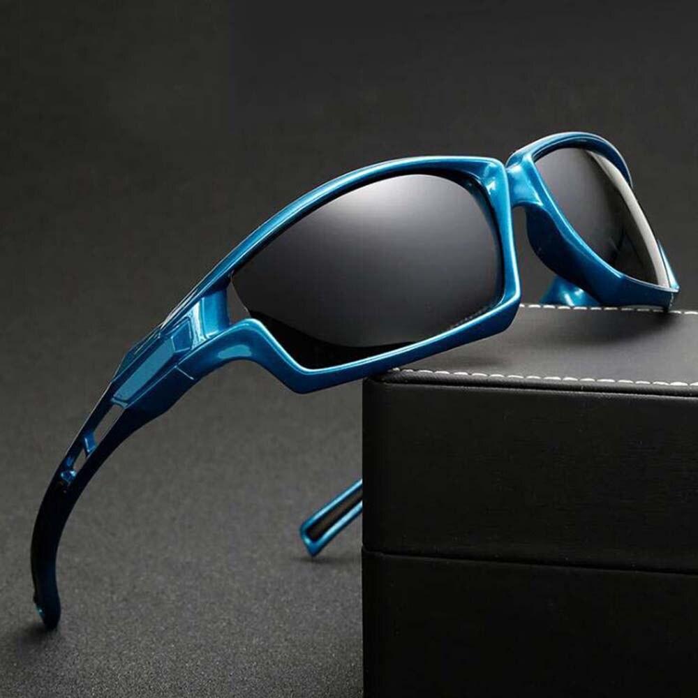 2019 Sun Glasses Mens Polarized Cycling Sunglasses Biking Driving Men Women Goggle Night Vision Yellow Lens Eyewears