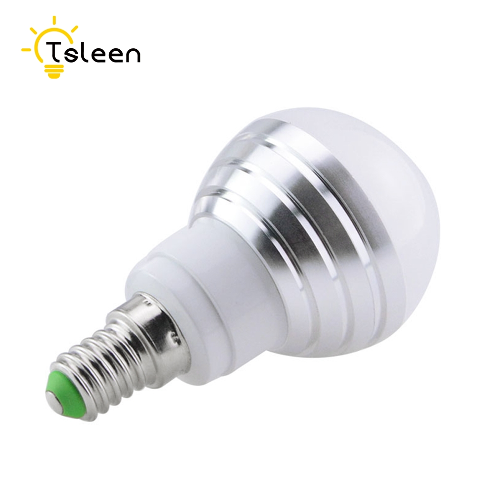 Led lampen 3 watt choice image mbel furniture ideen e14 e27 led dimmbare rgbw led lampen 3 watt 5 watt 85 265 v 110 v parisarafo Images