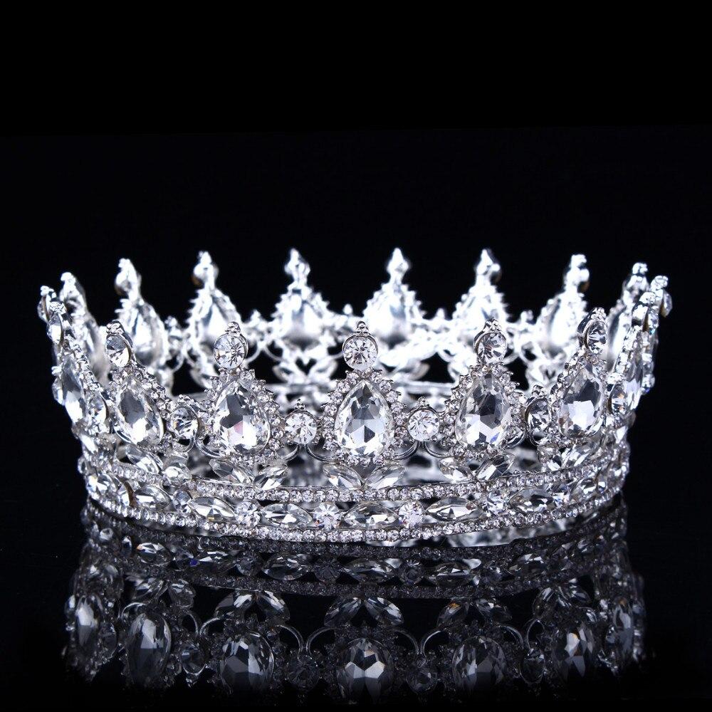 تيجان ملكية  امبراطورية فاخرة Hot-European-Designs-Vintage-Peacock-font-b-Crystal-b-font-font-b-Tiara-b-font-Wedding