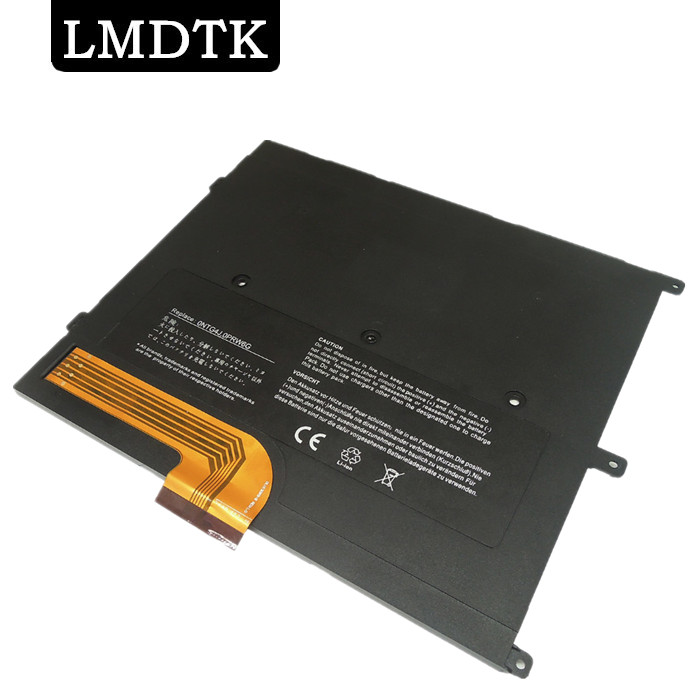 LMDTK New laptop battery  0NTG4J   0PRW6G   0449TX   PRW6G  T1G6P FOR DELL  Vostro V13   V13Z   V130   V1300 jigu laptop battery for dell 8858x 8p3yx 911md vostro 3460 3560 latitude e6120 e6420 e6520 4400mah