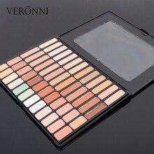 50 Colors Concealer Palette Cream Professional Base Camouflage Sweet Style Facial Contour Pigment Cosmetic Matte