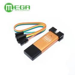 ST-Link V2 stlink мини STM8STM32 STLINK симулятор скачать программирования с крышкой