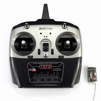 Original RadioLink T8FB 2.4GHz 8ch RC Transmitter R8EH Receiver Combo Remote Rontrol for RC Helicopter DIY RC Quadcopter Plane