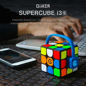 Image 5 - Original Giiker Super Smart Cube I3S อัพเกรด Bluetooth ใช้งานร่วมกับ App Synchronization Sensing การระบุทางปัญญาของเล่น