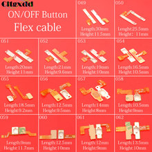 cltgxdd 14 models Domestic smart phone cable switch universal power button volume keys Switch machine wiring Repair replacement