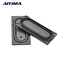 2pcs Passive Bass Diaphragm Plate Speaker Bass Vibration Membrane