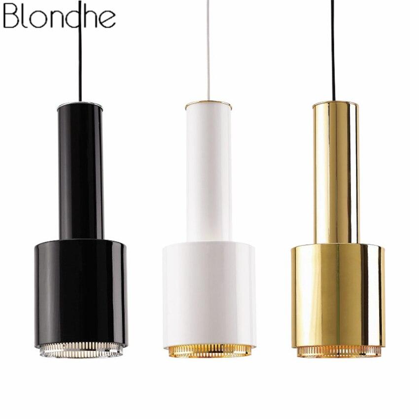 Nordic Modern Pendant Lights Gold Led Hanging Lamp for Living Room Kitchen Luminaire Home Light Fixtures Industrial Loft Decor все цены