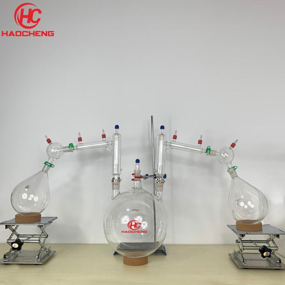 FLASH SALE] Distillation Head Short Path Condenser,24/29