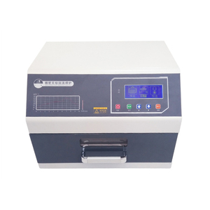 Image 1 - 적외선 SMD 솔더 기계 T962 BGA SMD SMT 재 작업 LY962 ly962a에 대 한 디지털 지능형 리플 로우 납땜 오븐 LY962C LY962D