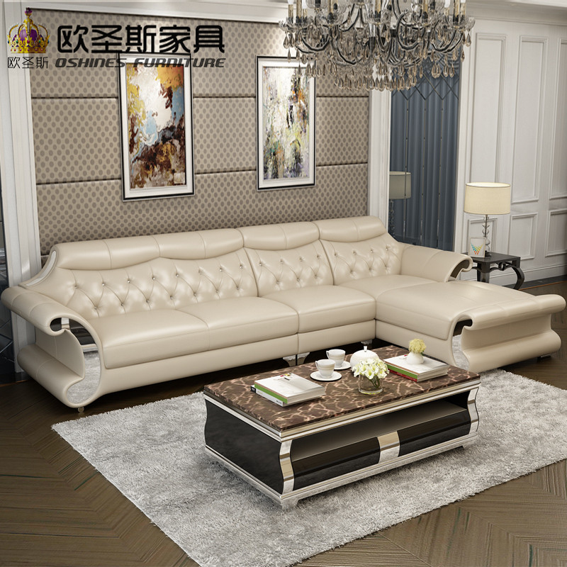online kaufen großhandel ledercouch sofa aus china ledercouch sofa, Attraktive mobel