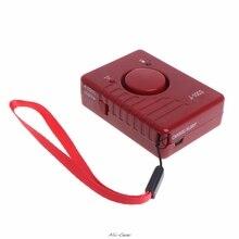Repelente de latidos para cachorros led, dispositivo para adestramento com luz led anti latidos