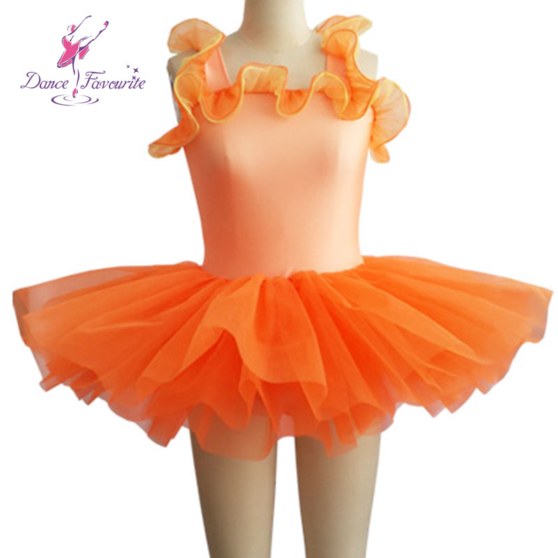 Many colors adult ballet tutu girl stage performance dance costume ballerina tutu ruffle neck ballet tutu